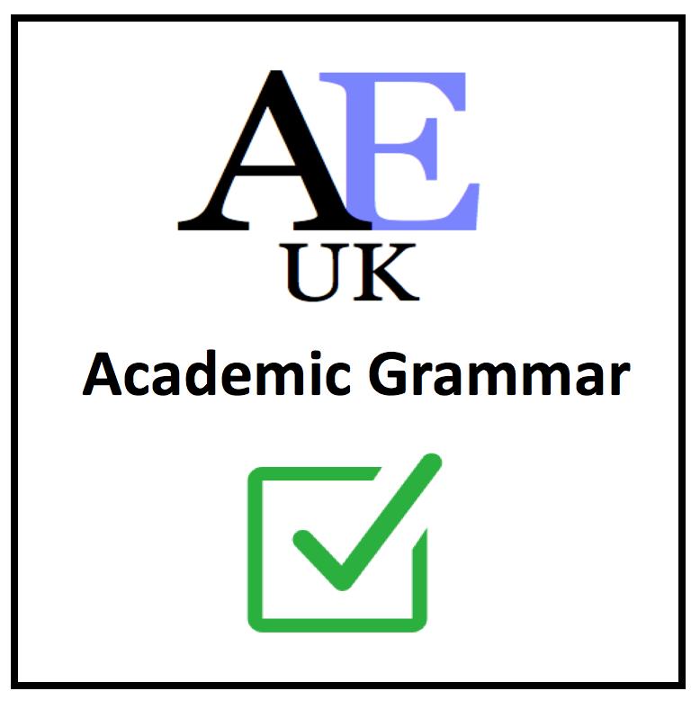 academic grammar