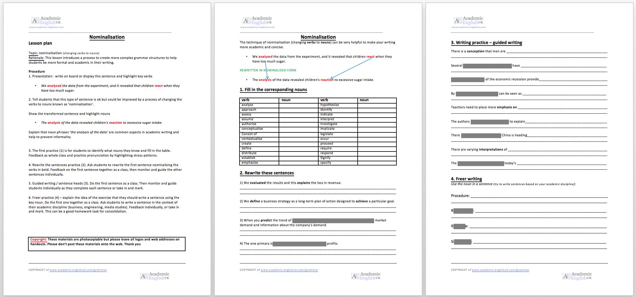 Teaching Hedging for ESL Writing (Worksheet included)