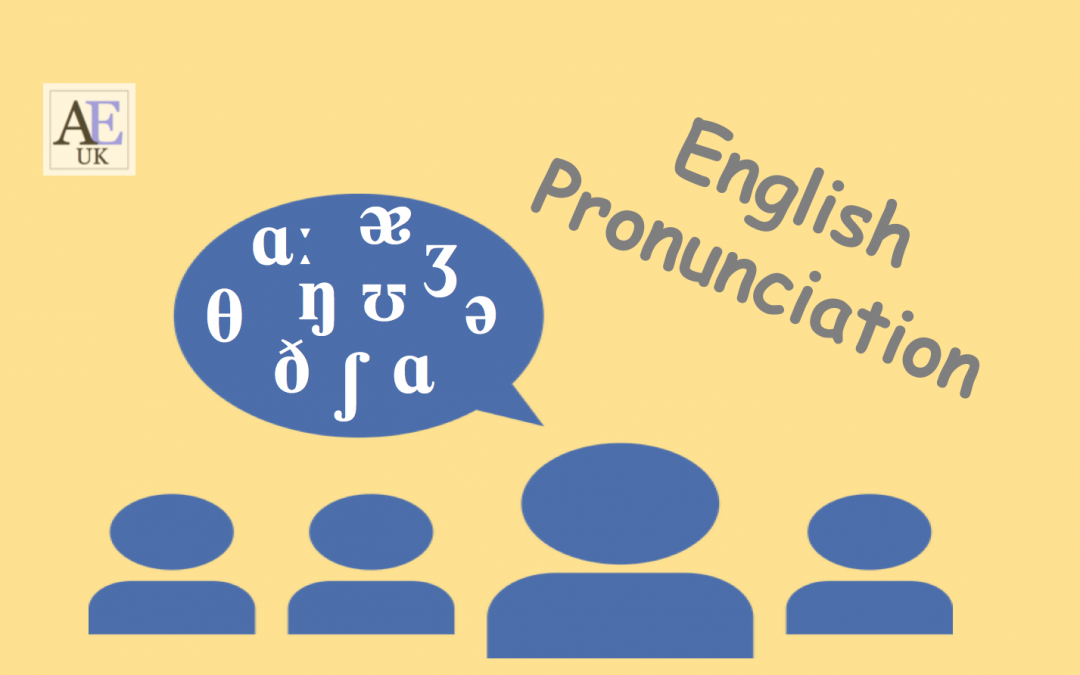 Pronunciation – Chinese & Arabic Speakers