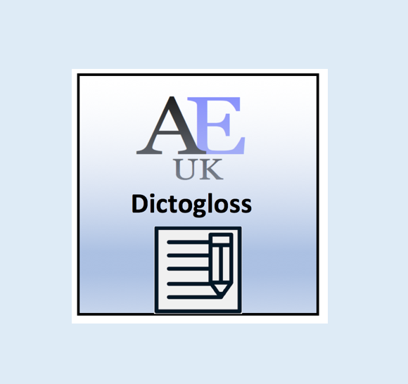 Academic Dictogloss
