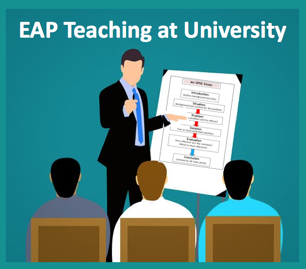 teaching EAP AT UNIVERSITY AEUK