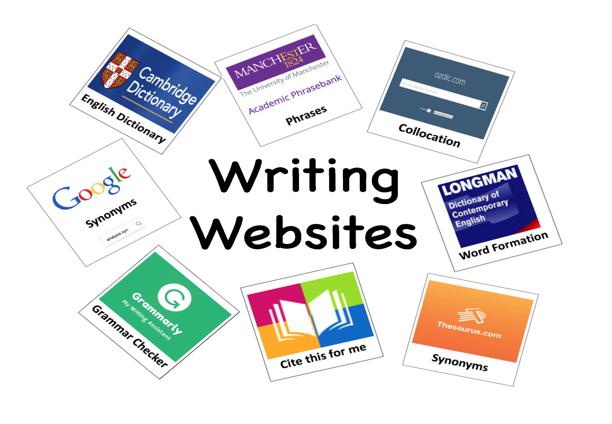 Academic writing sites