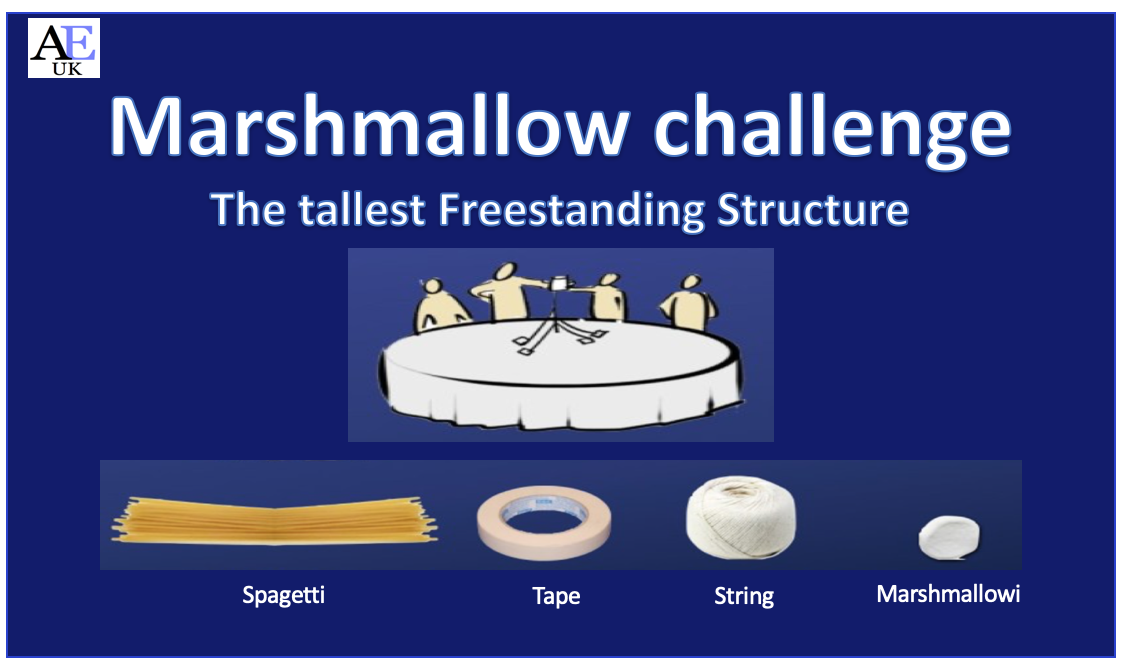 teamwork  u0026 teambuilding    the marshmallow challenge
