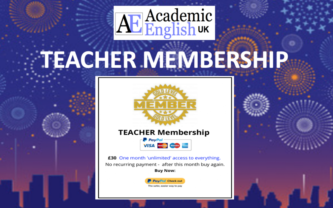teachers membership