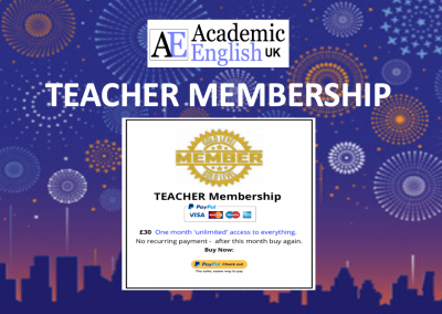 Teacher Membership Blog