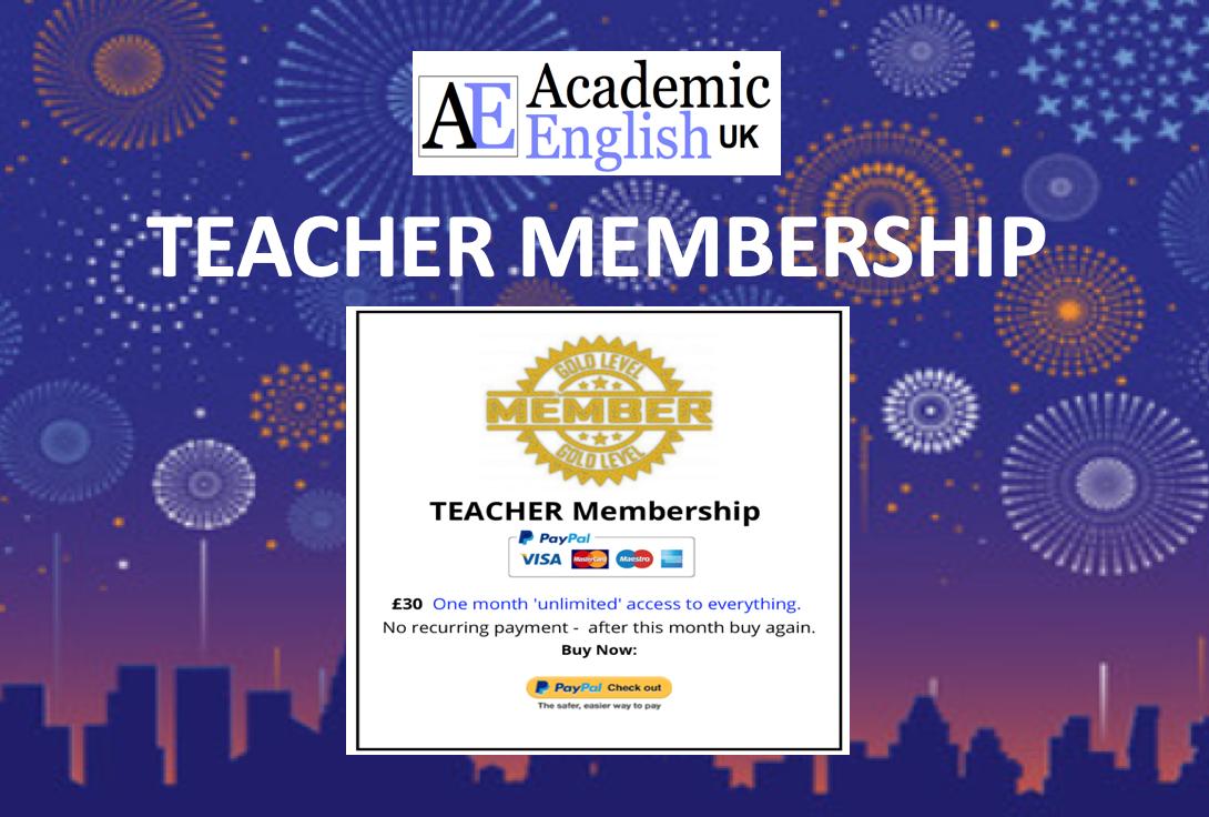 teachers membership