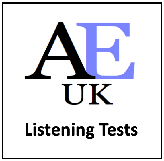 TED TALKS ListeningTests / TED TESTS Listening Lessons