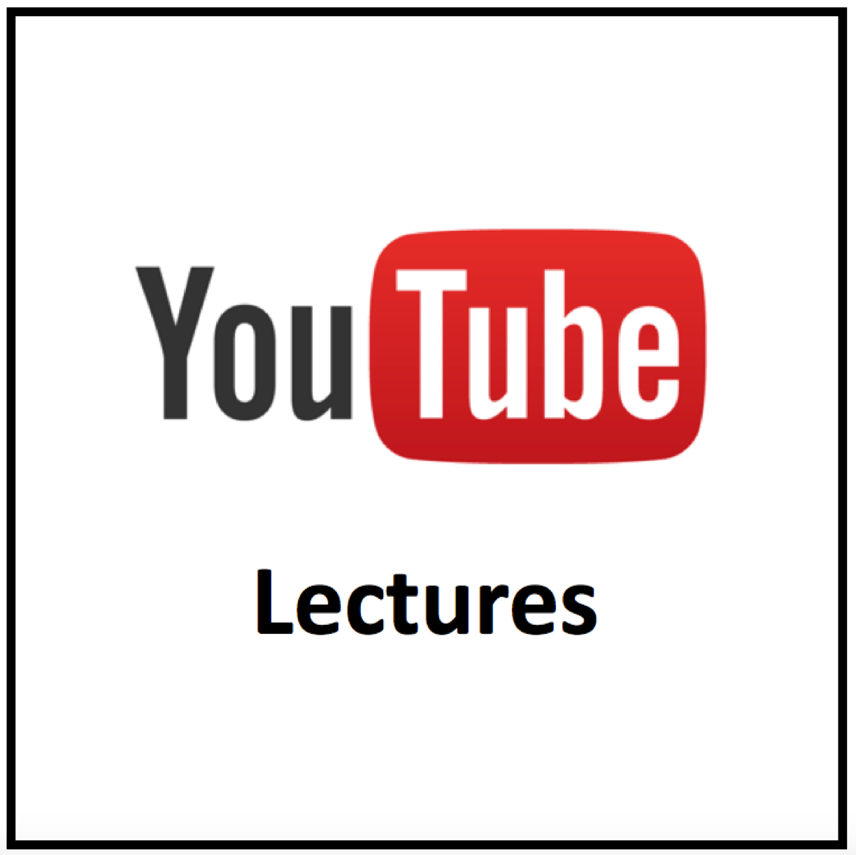 Academic English You Tube academic lecture listenings