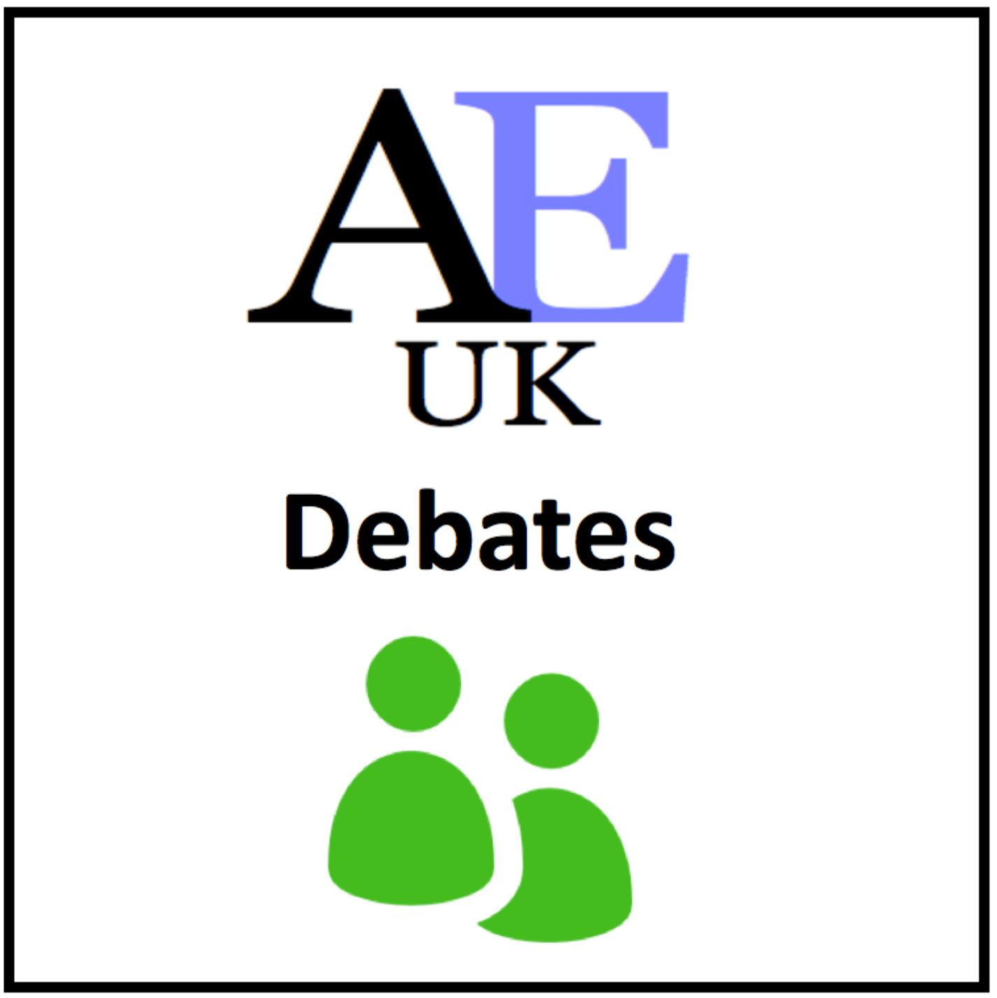 Academic English debates at university