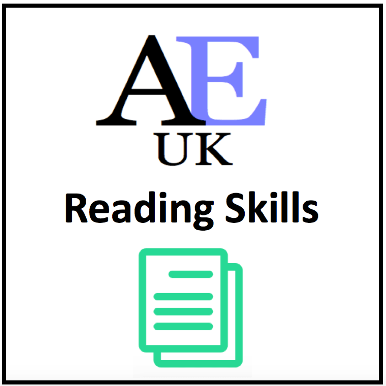 - Reading Skills - Academic English Reading Lessons And Worksheets
