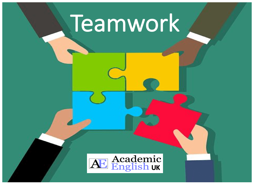 Teamwork at university AEUK