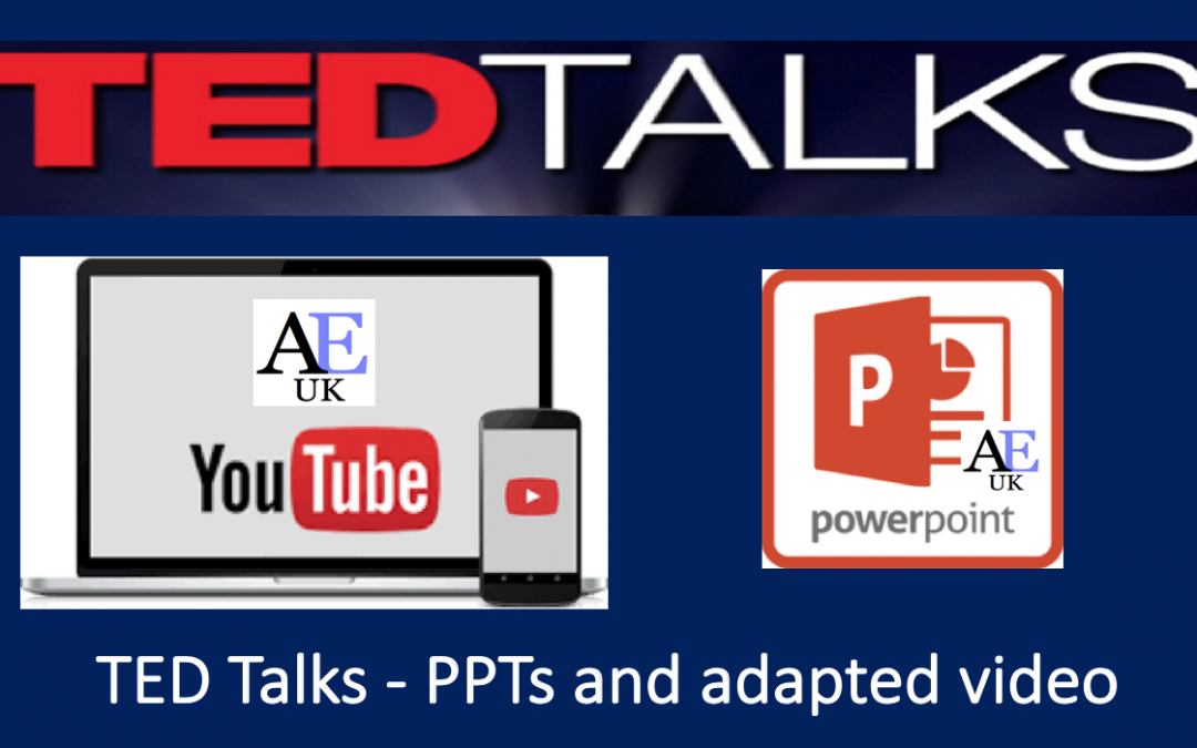 TED Talks PPT