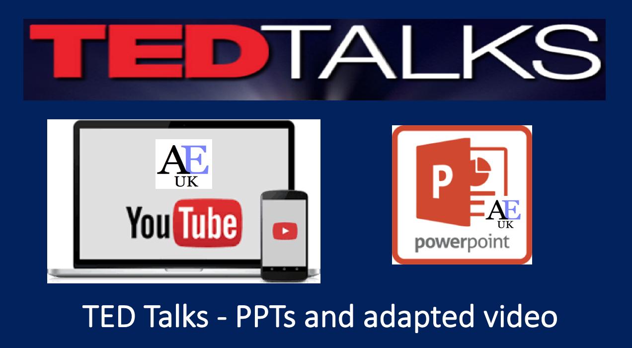 TED Talks PPT