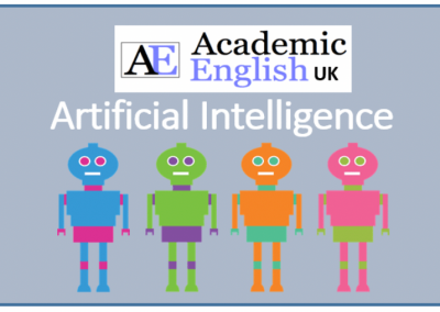 Artificial Intelligence Lesson Book