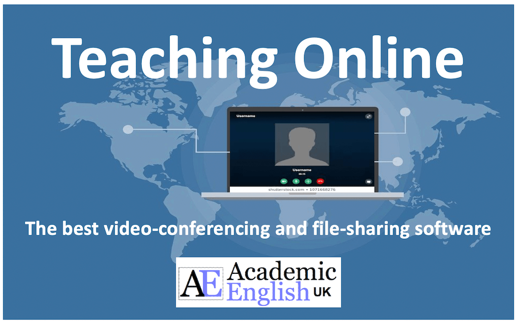 Teaching English online