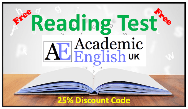 Free reading test