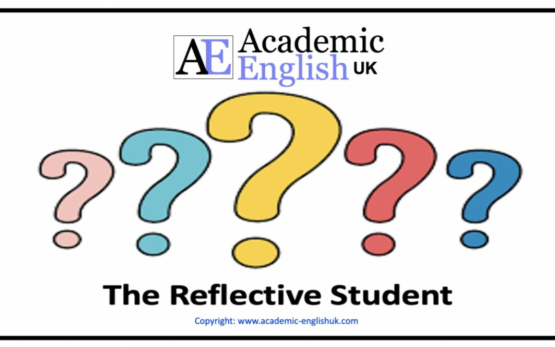 The reflective Student