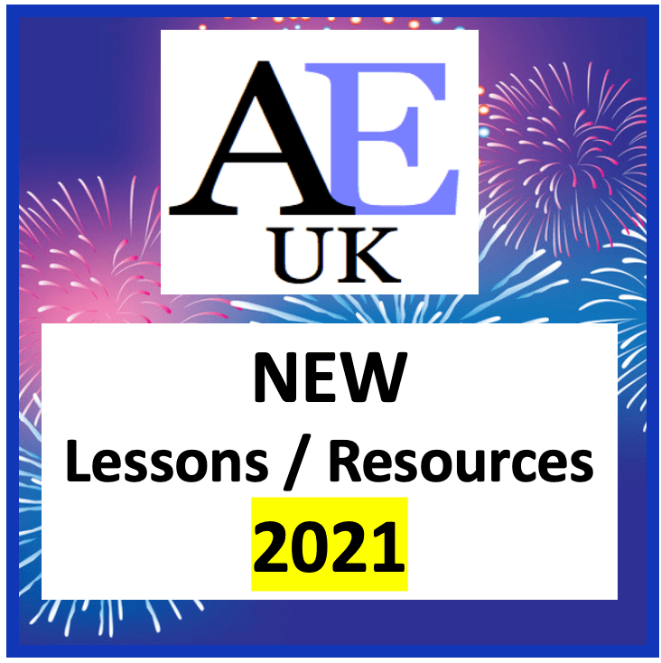 new academic resources for 2021