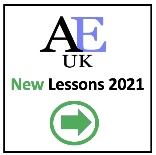 new lessons for academic English 2021
